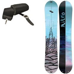 Splitboard + foki / 2021 NITRO Volta  151cm + KOHLA Peak | EASILY EARN YOUR TURNS