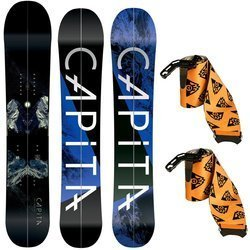 ZESTAW: splitboard CAPITA Neo Slasher 161cm + foki UNION Expedition Climbing Skins 2020