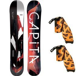 ZESTAW: splitboard CAPITA Neo Slasher 2019 164cm + foki UNION Expedition Climbing Skins 2020