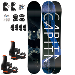 Zestaw splitboardowy: CAPITA Neo Slasher + system UNION Expedition 2018