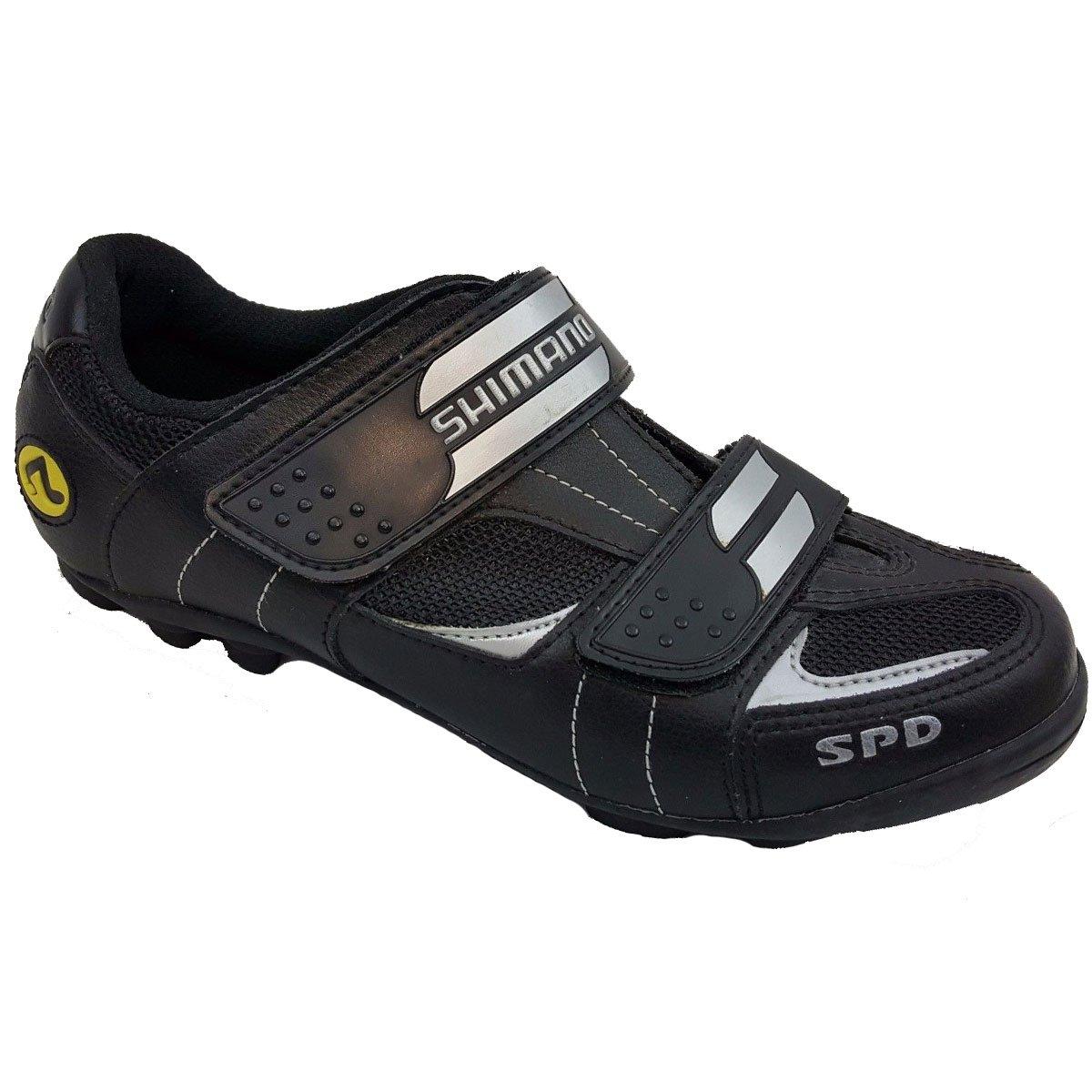 f2e4c9874646ac Buty rowerowe SHIMANO SH-T071 MTB black / blue | SPORTY LETNIE \ BUTY  rowerowe \ MTB | SportStore.pl - Multi Sport Outlet