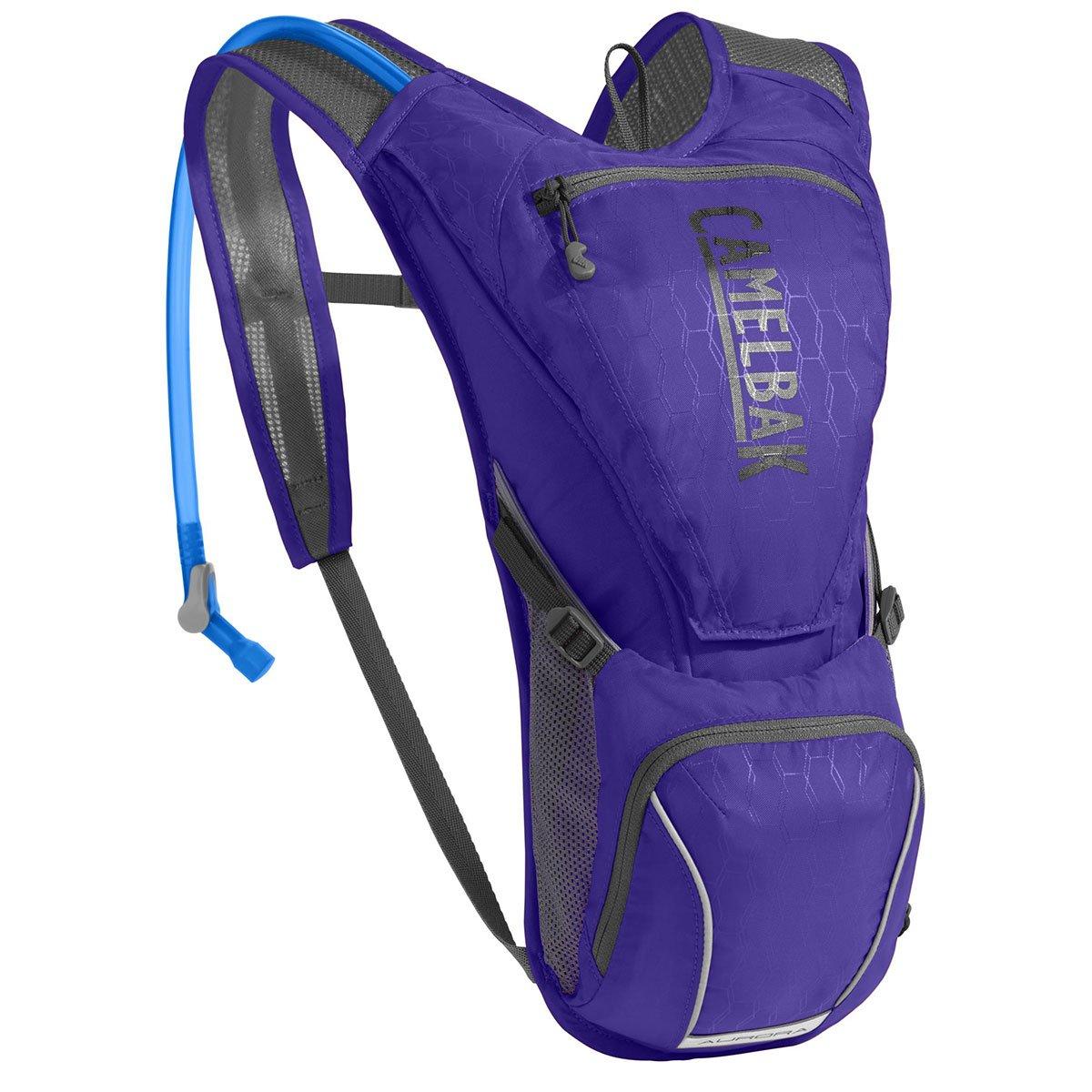 011df889e7dfc Damski plecak rowerowy z bukłakiem CAMELBAK Aurora purple/graphite ...