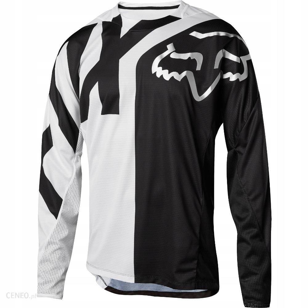 f26358a67 Koszulka bluza rowerowe FOX Demo LS Preme Jersey ENDURO FR DH white / black  | SPORTY LETNIE \ ODZIEŻ ROWEROWA \ KOSZULKI & BLUZY | SportStore.pl -  Multi ...