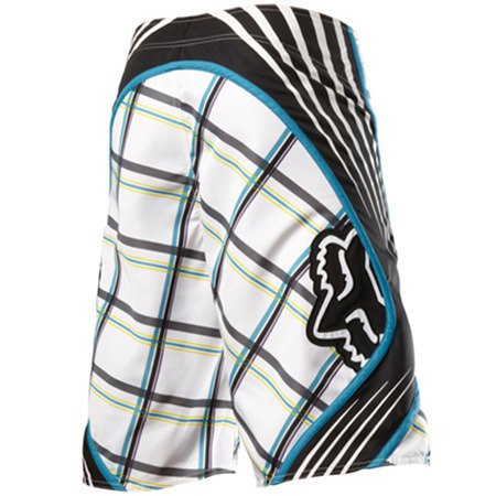 Boardshorty boardshorts FOX Top Shelf white