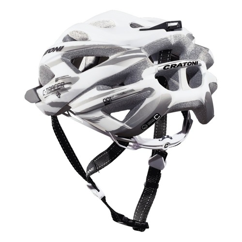 Kask rowerowy CRATONI C-Tracer MTB 220g! black / anthracite rubber