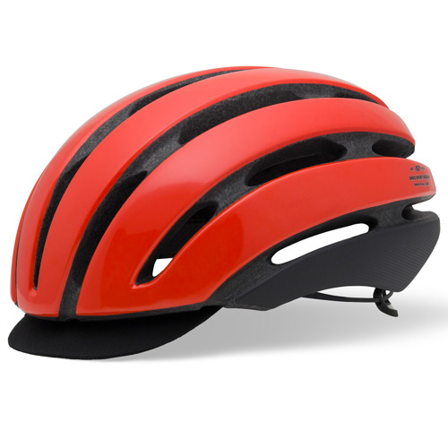 Kask rowerowy GIRO Aspect 233g glowing red