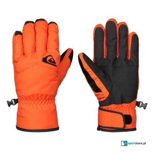 Rękawice  QUIKSILVER Cross Gloves flame 2017