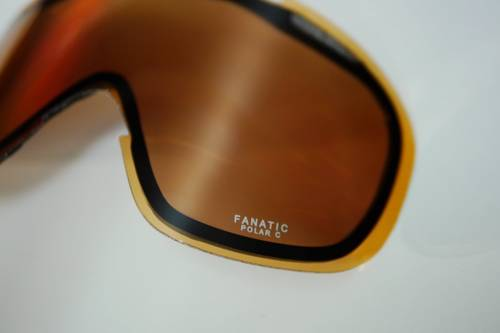 Szybka do gogli CARRERA Fanatic / kolor: POLAR C| (replacement lens)